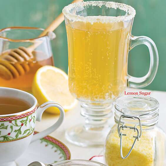 Lemon Sugar
