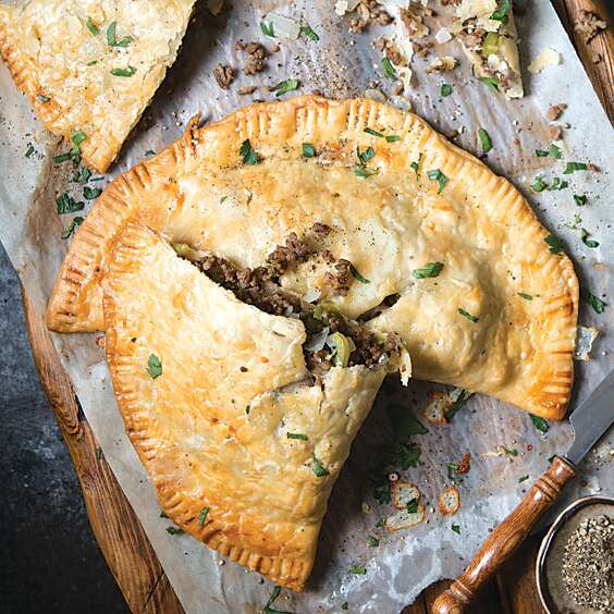 Philly Cheese Steak Hand Pies