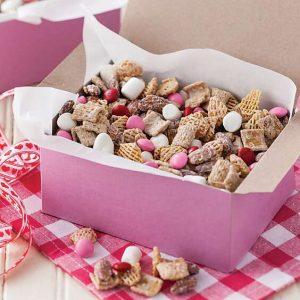 Valentine Snack Mix
