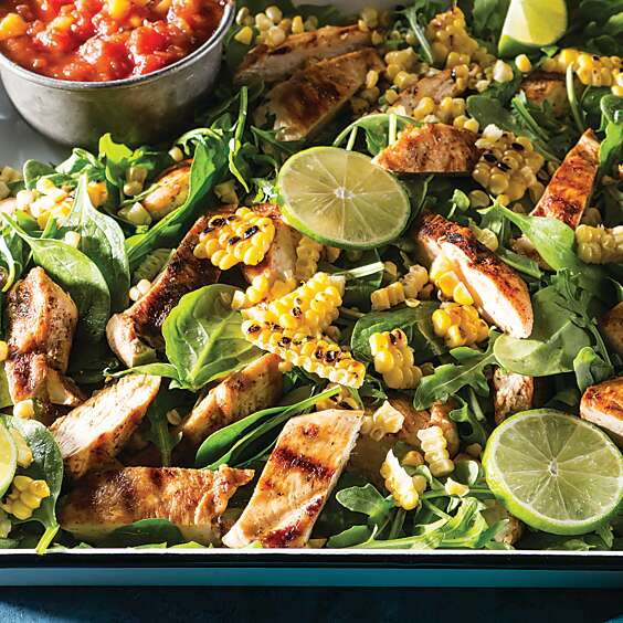 Chipotle-Lime Chicken Salad